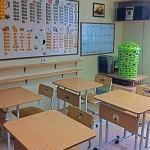 кабинет подготовки к школе